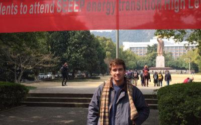 Doktorander i Kina löser energigåta